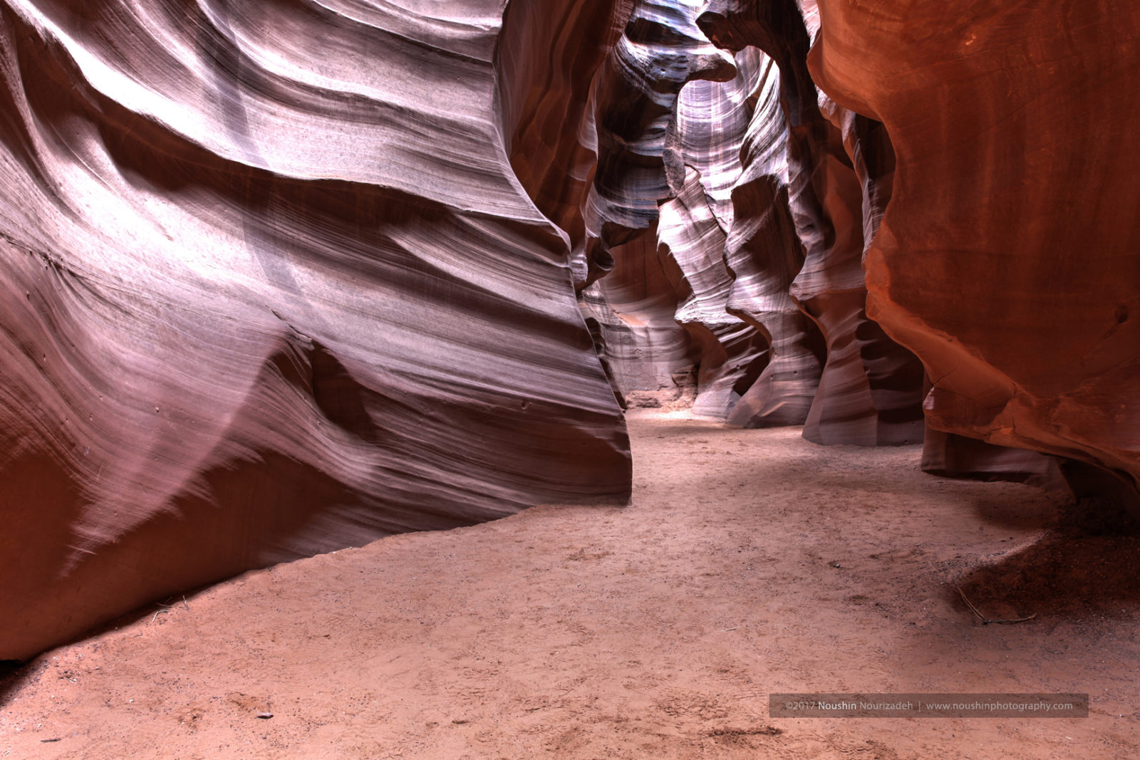 Entrance to Upper Antelope Canyon