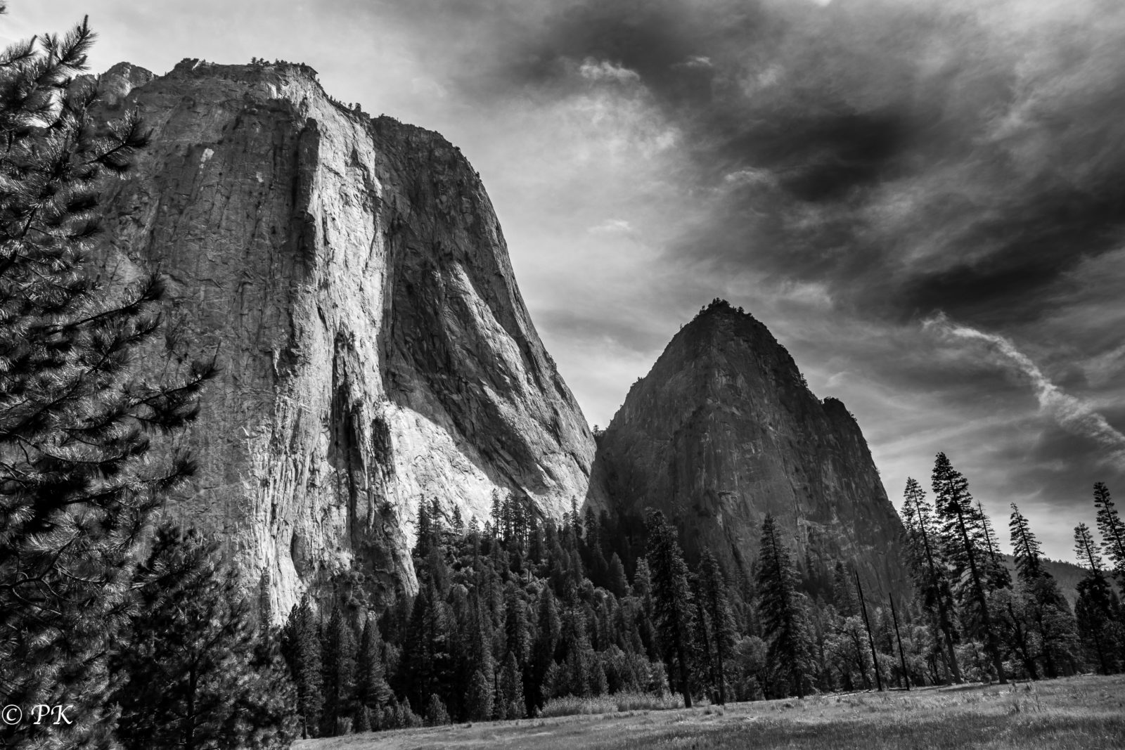 Ansel Adams Inspiration- Yosemite 2015
