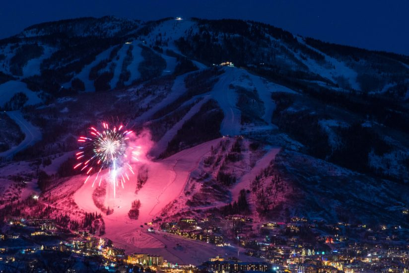 New Years Eve in Steamboat