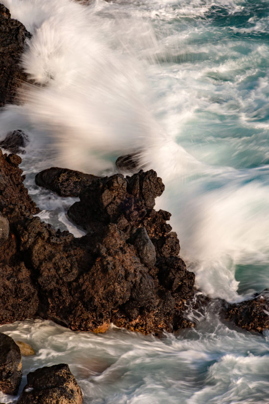 Waves of the Galapagos