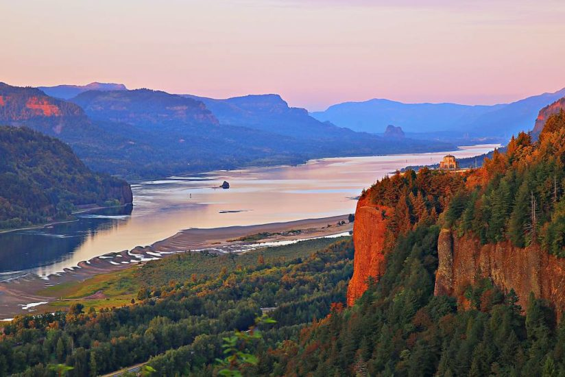 Crown Point, The Columbia River Gorge