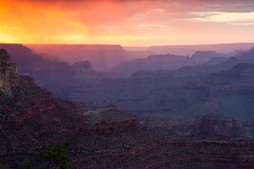 Grand Canyon  Light