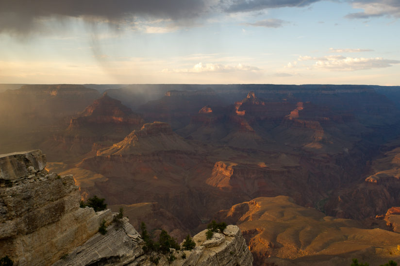 Grand Canyon  Light II