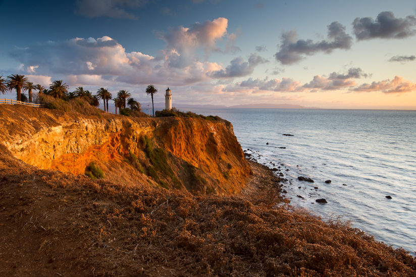 Palos Verdes Light house