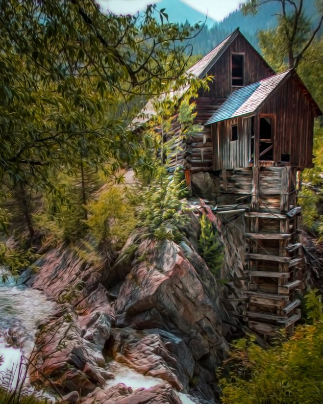 Crystal Mill Oi