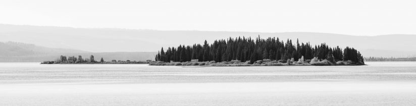 Stevenson Island – Yellowstone Lake, YNP