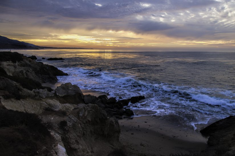 Leo Carrillo Sunrise