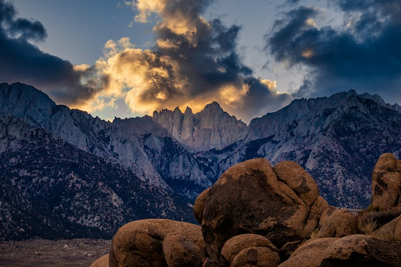 Mt Whitney & Summer Breeze