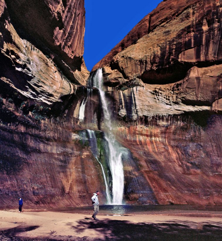 Lower Calf Creek Falls – Grand Staircase-Escalante National Monument