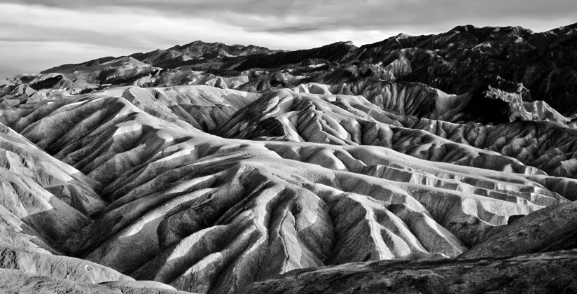 Bad Lands – Death Valley National Park, CA, USA