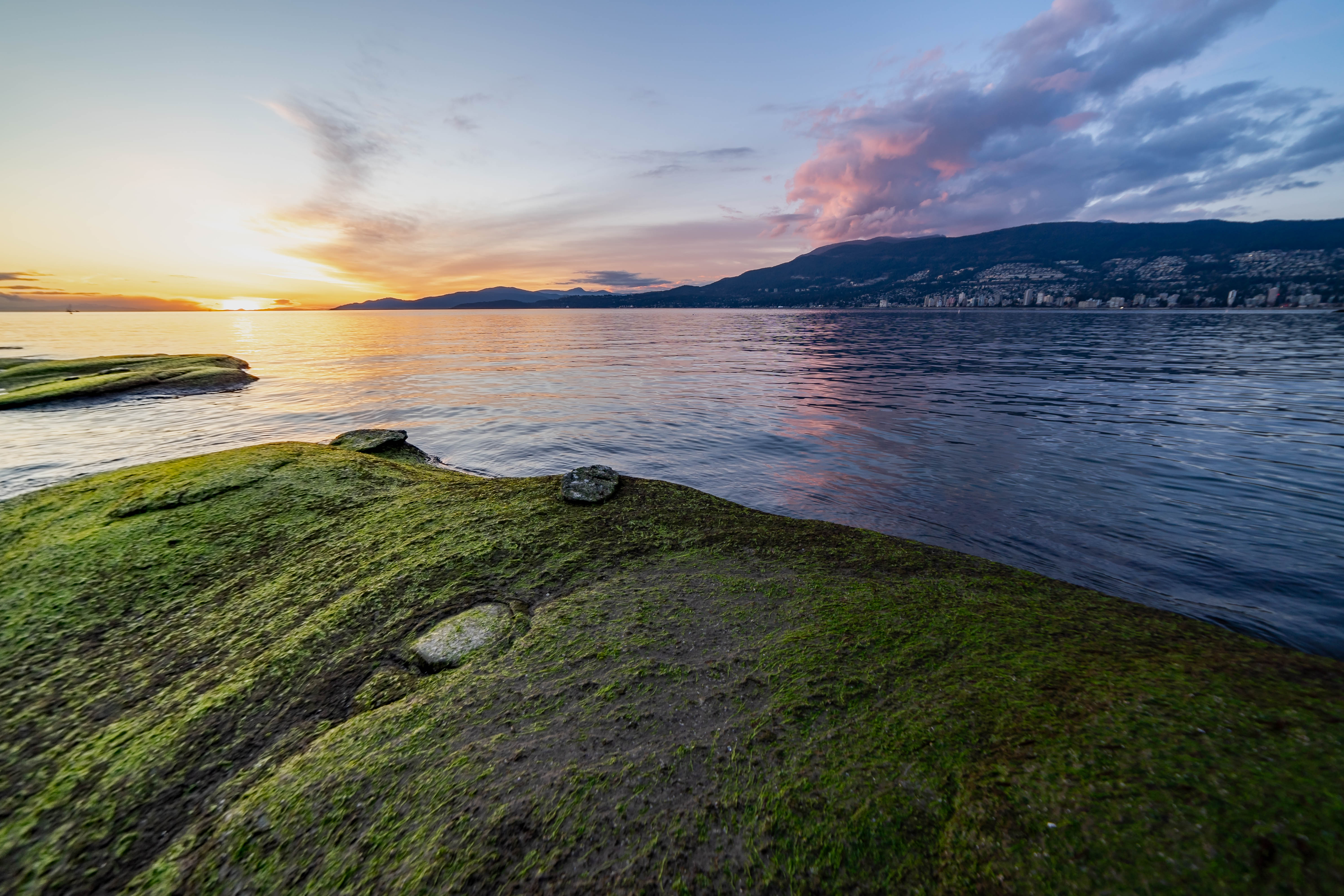 Vancouver Sunset - Outdoor Photographer