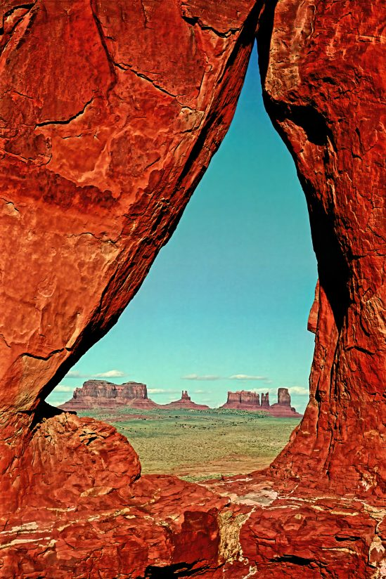 Monument Valley – late afternoon