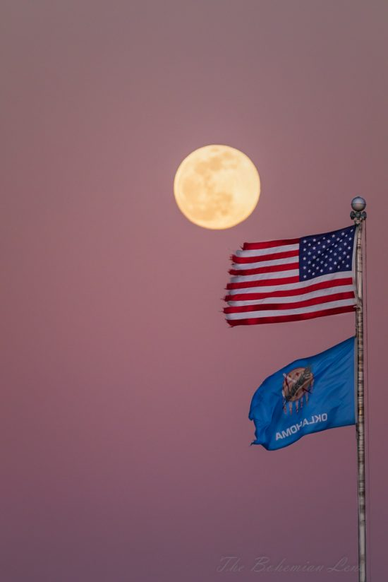 Full Moon of Freedom
