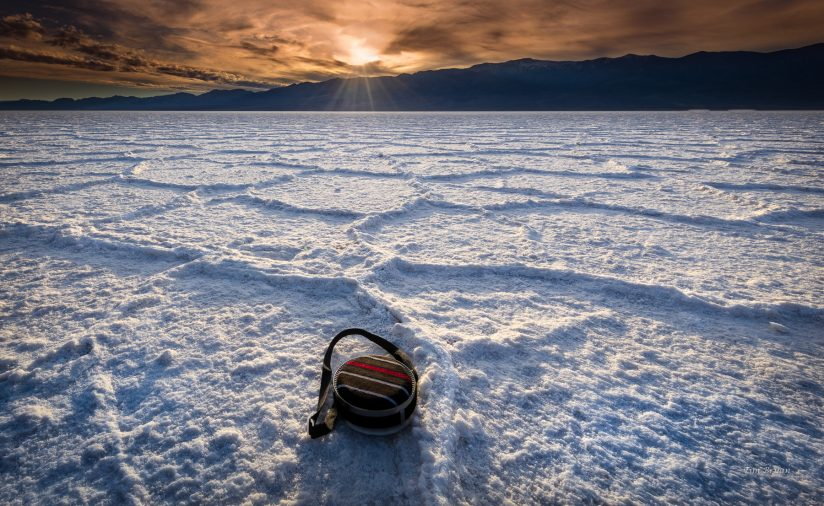 Close of Day….Badwater Basin