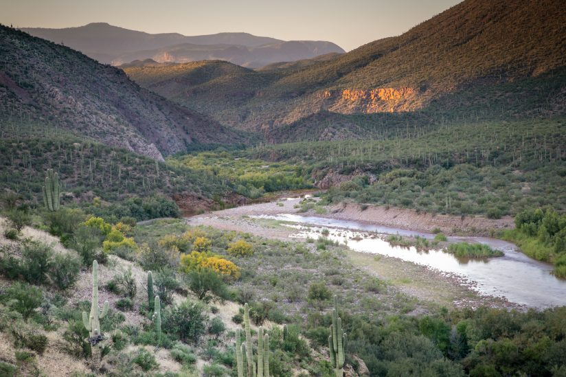 Salt River Canyon